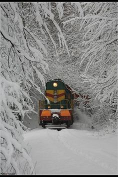"A photo of a train in deep snow during ""The Snow Winter"" of 1880-1881 in the Midwest. Description from pinterest.com. I searched for this on bing.com/images"