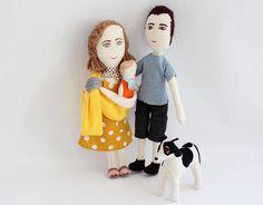 Família Cruz - custom order dolls #matildebeldroega #famílias #family #customorder #customorderdolls #huntgramportugal #huntgram #igers #igersportugal #instagramportugal #instaportugal #instadaily #instagram #instagrammers #vscocam #vscogrid #vsco #vs_co #vs_cocam #p3top #portugaldenorteasul #oh_mag