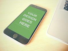 iPhone Display Mock-up 4