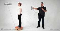 A tutorial on body scanning with Artec Eva handheld 3D scanner, covering the basics and advanced features.