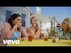 Pistol Annies - Hush Hush - YouTube