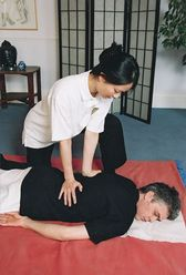 Shiatsu & Reflexology Massage