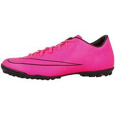 Nike Mercurial Victory V TF Fussballschuhe hyper pink-hyper pink-black-black  -