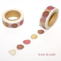 Washi Tape Lacres
