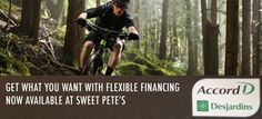 Purchase Financing – Sweet Pete s Bike Shop Toronto #wesbank #finance http://finance.nef2.com/purchase-financing-sweet-pete-s-bike-shop-toronto-wesbank-finance/  #bicycle finance # Get the bike you want from Sweet Pete's with the introduction of new financing options. With flexible payment methods, competitive interest rates and monthly billing, purchasing the bike you want has never been easier. Choose from no interest plans or plans with competitive rates on a monthly term that works for…