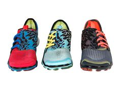 Love these shoes, I have pink ones. I want the black too!! Super light and great for running!