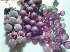 Vintage Grapes. Great for kitchen Decor. Available April 21st at an Atlanta estate.