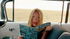 Sissy Spacek in Badlands..