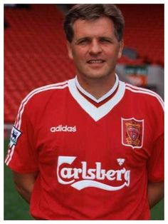 Jan Molby  The midfield inspiration behind The Double of 1986, Jan Molby was the first player to bring a touch continental class to Liverpool's midfield. He was too often injured, but when he was on his game no-one could get the ball off Dalglish's 80s side.