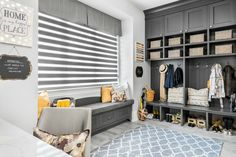 5 Steps to a Functional Mudroom