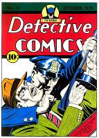 El Rincon de Nippur: DETECTIVE COMICS Y BATMAN GOLDEN AGE