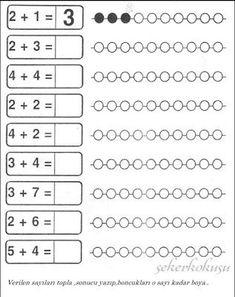 "The post pixel"" appeared first on Pink Unicorn Kindergarten Preschool Writing, Numbers Preschool, Preschool Learning Activities, Teaching Math, Montessori Math, Kindergarten Math Worksheets, Fun Worksheets For Kids, Math For Kids, Math Lessons"