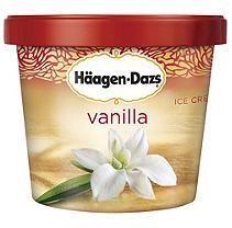 Haagen Dazs Vanilla Ice Cream Cups (3.6 oz., 12 ct.)