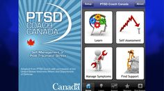 iPhone & Android - New app aims to help Canadian veterans cope with PTSD