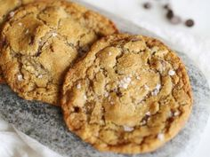 PHOTO: Ayesha Currys Soft and Chewy Chocolate Chip Cookies are shown here.