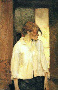 Toulouse Lautrec -repinned by http://LinusGallery.com  #art #artists #oilpainting