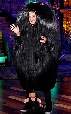 Ellen Degeneres as Snooki's poof.