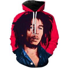 Bob Marley Day, Bob Marley Shirts, Reggae Bob Marley, Mens Sweatshirts, Hoodies, Jah Rastafari, Graphic Tee Shirts, New Fashion, Cosmos