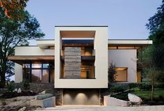 Image result for modern house atlanta that fits in with neighborhood