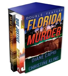 Florida Is Murder (Due Justice and Surface Tension Mystery Double Feature) (Florida Mystery Double Feature Book 1) by Diane Capri http://www.amazon.com/dp/B00EFAT458/ref=cm_sw_r_pi_dp_xC2Hvb0QZHY7V
