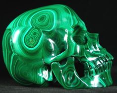 Hand Carved & Polished Malachite Skull Coffee Table Decorative Luxury Interiors, Designer Furniture & Beautiful Home Decor Enjoy & Be Inspired More Beautiful Hollywood Interior Design Inspirations To     Repin & Share @ InStyle-Decor.com Beverly Hills Happy Pinning