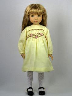 Smocked Dress in Cotton Batiste | Flickr - Photo Sharing!