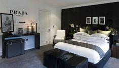 Mens Bedroom Interior Ideas