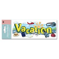 Vacation Title Stickers by Jolee's Boutique