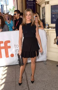 Red Carpet Watch: Jennifer Aniston - NYTimes.com