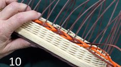 The Four Strand Braid Weave Today I am releasing my new basket pattern, Twines a… – 2019 - Weaving ideas Basket Weave Braid, Four Strand Braids, Basket Weaving Patterns, Making Baskets, Pine Needle Baskets, Basket Crafts, Diy Braids, Paper Basket, Handmade Headbands