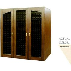 Vinotemp Vino-900pro-w 560 Bottle Provincial Series Wine Cellar - Glass Door / White Cabinet by Vinotemp. $7259.00. Vinotemp VINO-900PRO-W 560 Bottle Provincial Series Wine Cellar - Glass Door / White Cabinet. VINO-900PRO-W. Wine Cellars. Vinotemp Wine Cellars are all-in-one wine storage solutions hand-crafted with domestic woods in Southern California. They maintain an ideal environment for both short-term storage and long-term aging for all types of wines kee...
