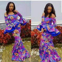 """340 Likes, 2 Comments - AnkaraCatalogue (@ankaracatalogue) on Instagram: """"Saturdays are for owambe!! ankaracatalogue #buynigeria #buyafrica #africanfabrics #africanprint…"""""""