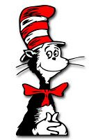 cat in the hat svg....can use for dr seuss b'day at school