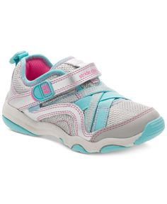 f5a07c5e8c27 Stride Rite Little Girls' or Toddler Girls' M2P Serena Sneakers Kid Shoes,  Shoes
