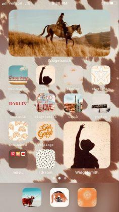 western ios 14 wallpaper pt.2 ✨