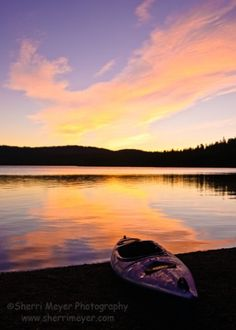 Top 6 Lakes to Kayak and Canoe in Northern California.