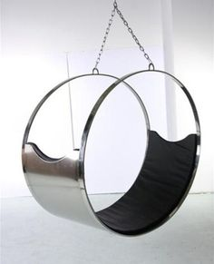 Ring Hanging Chair - for floating and reading
