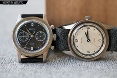 We're back with Episode 6 of The worn&wound Podcast. Today, Zach and Blake talk to Etienne Malec, founder of Baltic Watches. If you spend any time on Instagram, then you've surely seen the upcoming collection from this burgeoning brand. These classically-styled watches–initially to be offered in a time-only variant and a two-register mechanical chronograph variant–are … Continue reading The worn&wound Podcast Episode 6: Interview with Etienne Malec of Baltic Watches
