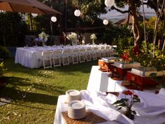Historic Gingerbread House in Kahala! #wedding #CateringConnection #Hawaii #Oahu