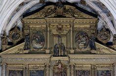 Retablo de San Mateo de Lucena.(Córdoba] Juan Bautista Vazquez [El Viejo]