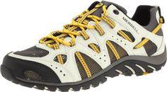 Merrell Mens Shoes WaterPro Manistee Ash Yellow Synthetic Mesh Sneakers J82195, Ash/Yellow (11, Ash/Yellow) Merrell, MEN' S FASHION. to buy just click amazon here http://www.amazon.com/gp/product/B007KG99XQ?ie=UTF8=213733=393177=B007KG99XQ=shr=abacusonlines-20&=shoes=1369169732=1-322=sneaker