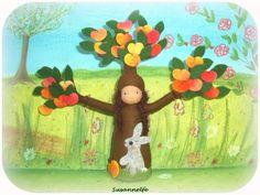 Apfelbaum Susannelfe