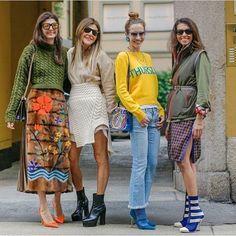 29 ideas fashion week 2018 milano for 2019 Fashion Weeks, Fast Fashion, Look Fashion, High Fashion, Autumn Fashion, Fashion Outfits, Womens Fashion, Fashion Design, Fashion Trends