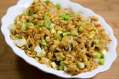 Making your own Pork Fried Rice is easy to do and the results are amazingly delicious! And the leftover Chinese Barbecued Pork is great for sandwiches.