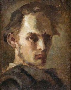 portraits d'artistes: Théodore Géricault