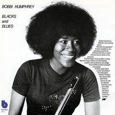 Blacks & Blues_Bobbi Humphrey (Mizell Brothers, Sky High Productions)