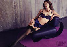 Aubade Fall-winter 2014-2015 - Lingerie - http://en.dentell.es/fashion/lingerie-12/l/aubade-4080