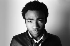 Donald Glover. From Billboard.com  Actor, rapper, funny guy :)