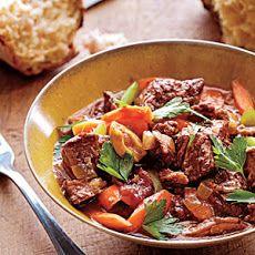 Provençal Beef Daube Recipe