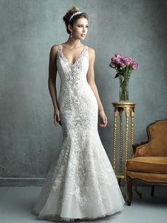 Allure Couture Bridal Gown C322